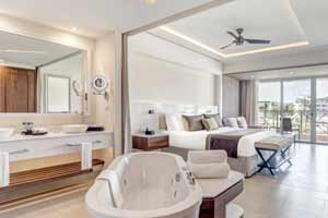 Luxury Junior Suite - Hideaway at Royalton Saint Lucia Resort & Spa - All Incusive - St Lucia
